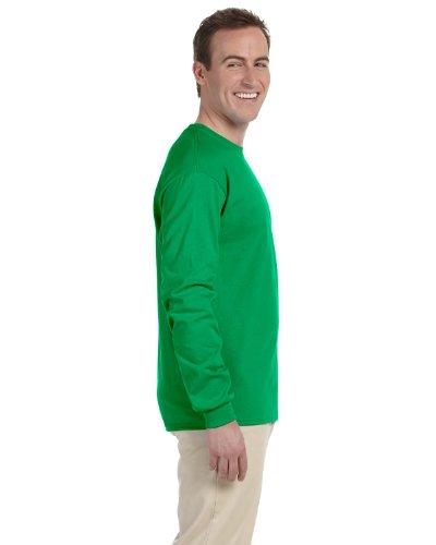 Gildan Kleidung–Hemd Irland-Grün