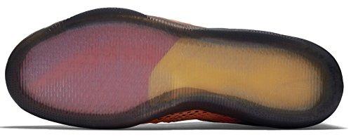 Nike Herren Kobe Xi Basketballschuhe, Mehrfarbig, 44 EU Rot (Total Crimson / Black-Hyper Violet)