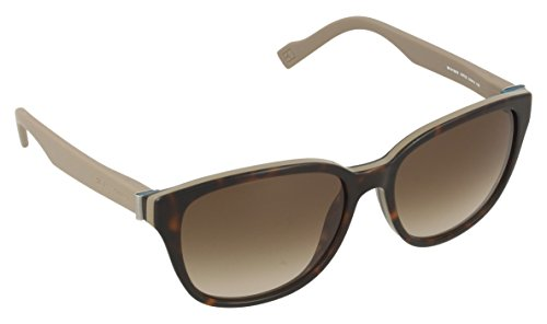 BOSS Orange Damen BO 0128/S CC 1NT Sonnenbrille, Braun (Havana Mud/Brown Sf), 53