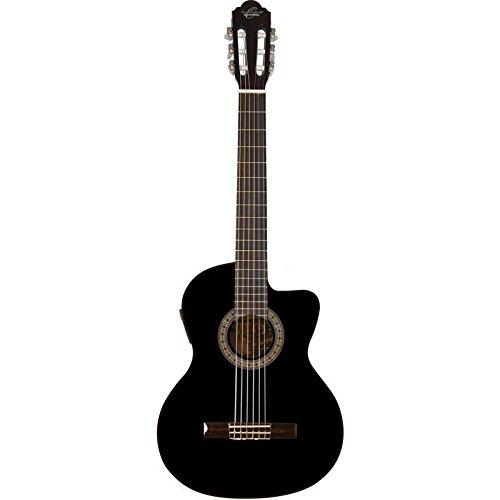 Guitarra clásica electrificada Oscar Schmidt OC6CB