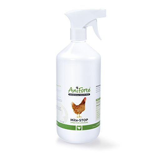 AniForte Mite- Stop Spray 1000 ml mite control- natural product for chickens Test