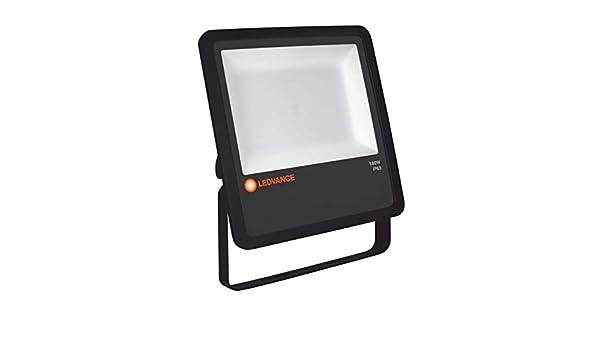 LEDVANCE FLOODLIGHT 20 W//6500 K IP65 schwarz ohne Stecker