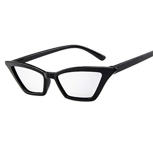 VRTUR Nerd Sonnenbrille im Klassiker Stil Retro Vintage Unisex Brille - 34 verschiedene...