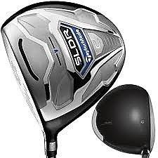 New Taylormade Golf Linke Hand sldr-c 460cc 12° Driver Fujikura Speeder Regular (Sldr Driver)