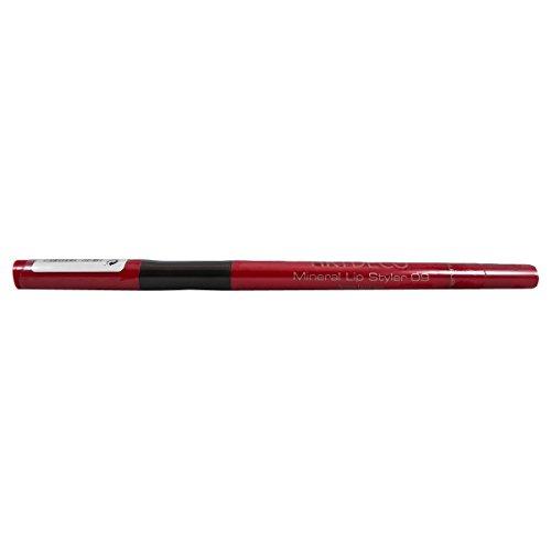 Artdeco Mineral Lip Styler Nr. 09, Red, 1er Pack (1 x 9 g)