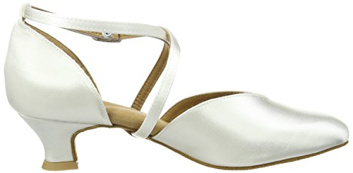 Diamant Diamant Diamant Brautschuhe Standard Tanzschuhe 107-013-092 Damen Tanzschuhe - Standard & Latein, Damen Tanzschuhe - Standard & Latein, Weiß (Weiß), 40 EU (6.5 Damen UK) -