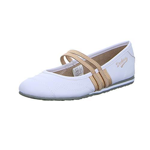 dockers 40BE213-610592 Damen Ballerina, Größe 42