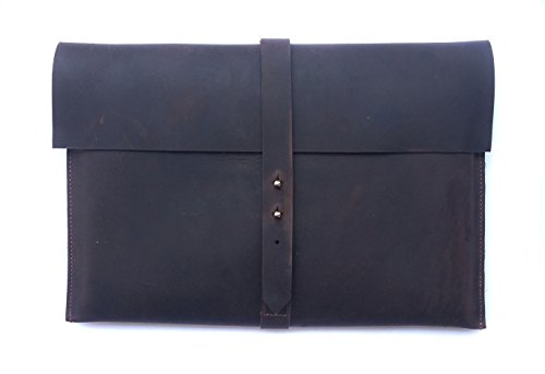 Chalk Factory Genuine Leather Sleeve / Cover / Case for ASUS x555lj-xx130d Laptop #CYMULTI, Antique  available at amazon for Rs.2624