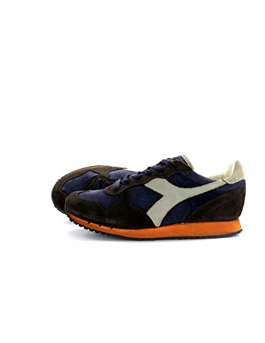 Diadora Trident S SW Brown Turkish Coffee / Blue Denim