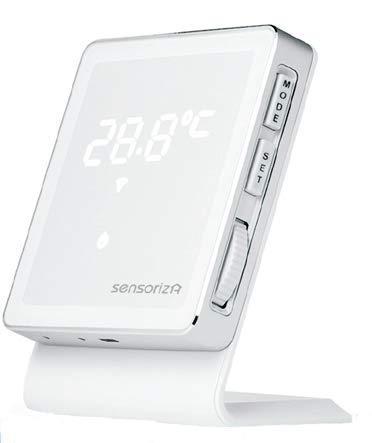 Termostato inteligente Caldera Individual. Sobremesa Wifi. -Compatible calderas 3º Generación Agua/calefacción