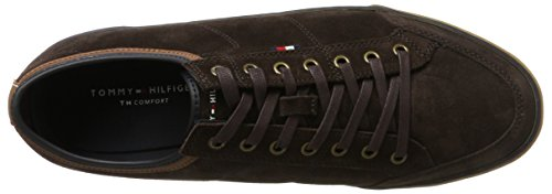 Tommy Hilfiger H2285arrington 5b, Chaussures homme Marron (Coffee Bean)