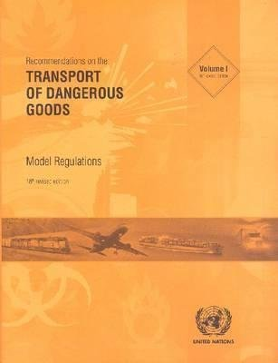 [(Recommendations on the Transport of Dangerous Goods : Model Regulations)] [By (author) United Nations: Economic Commission for Europe] published on (June, 2013)