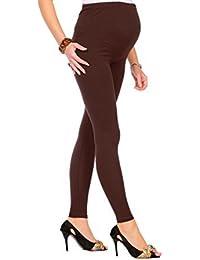 Futuro Fashion - Leggings para embarazadas (algodón, todas las tallas)