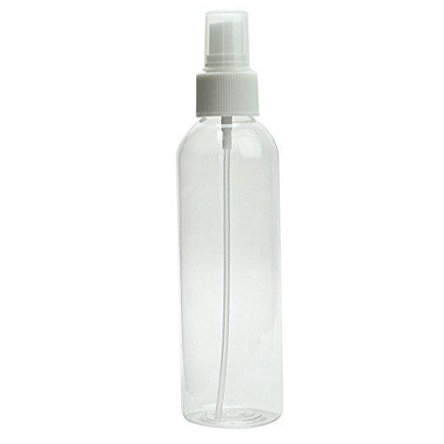 Vaporisateur Bouteille de 180ml en Plastique Transparent Cosmétique Maquillage
