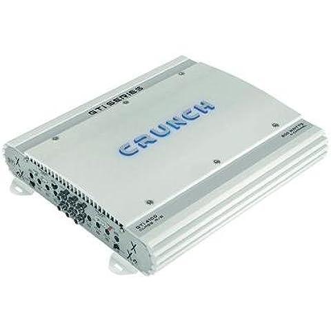 Crunch Amp Gti-Serie 4x200 Watt