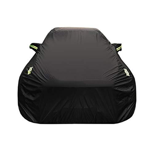 Autoabdeckung Kompatibel mit Chevrolet Camaro Autoschutzhülle Autokleidung Dickes Oxford-Tuch Sonnenschutz Regenhülle Autotuch Autoschutzhülle (Size : 2018)
