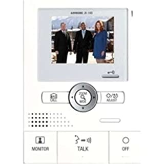 Aiphone jk-1hd Audio/Video sub-master Station for JK Series Intercom System by Aiphone