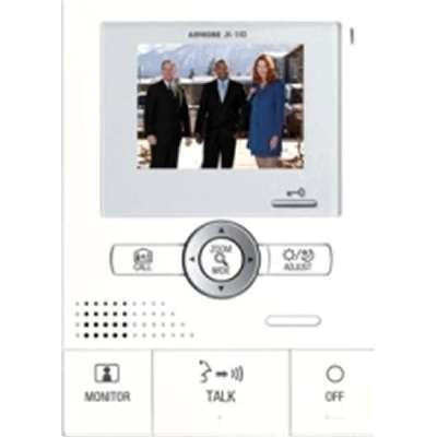 Aiphone jk-1hd Audio/Video sub-master Station for JK Series Intercom System by Aiphone - Intercom-master-system