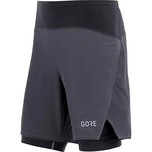 Gore Wear Herren GORE R7 2in1 Shorts Black, M