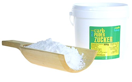 -Carb Puderzucker Erythritol (500 g)