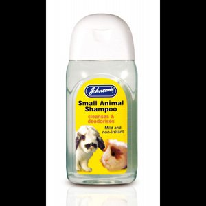 Johnsons Veterinary Products Small Animal Cleansing Shampoo