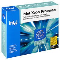 Intel Xeon X5355 Quad-Core Box Clovertown CPU Xeon 2660 MHz Sockel 771 1333 FSB 8192 KB ATX aktiv