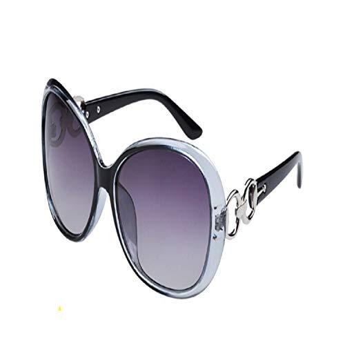 Sport-Sonnenbrillen, Vintage Sonnenbrillen, Polarisiert Sunglasses Women Polaroid Goggles UV400 Fashion Sun Glasses Female Shades Eyewear Black Brown Red Oculos 2115 gray