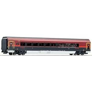 H0 RO RAILJET-WAGEN ECONOMY,AC,INNENBEL.