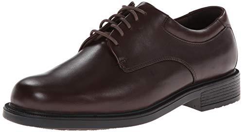 Rockport Margin, Zapatos de Cordones Derby para Hombre, Marrón (Chocolate), 43 EU