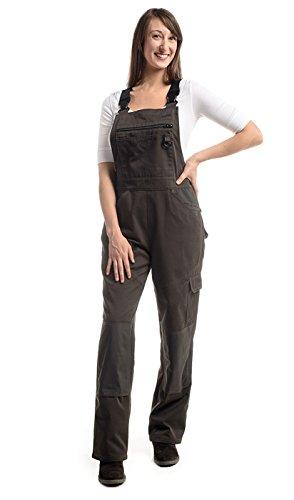 Rosies - Salopette Femme - Gris Foncé Salopette de Travail pour Femme Combinaiso ROSIES10 Rosies Workwear