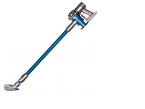 Dyson V6 Fluffy+ – portable vacuum cleaners (Dry, Bagless, Blue, Red, Silver)