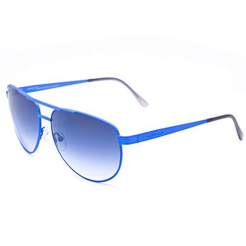 Italia Independent Unisex-Erwachsene 0074-020-000 Sonnenbrille, Blau (Azul), 60.0