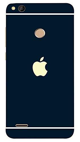 Macaso Printed Mobile Back Cover For Panasonic Eluga I7