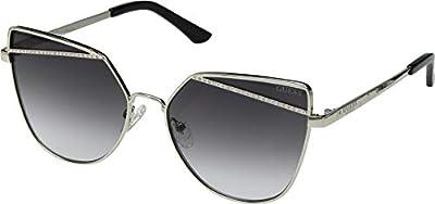 Guess GF6074-5910B Gafas, Plateado, 59/15/135 para Mujer