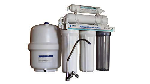 Nature Professionnels de l'eau Equipement d'osmose inverse 5 étapes