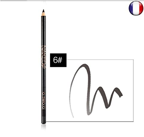 Crayons Noir Khol hypo-alergenique o2o