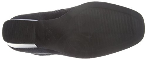 New Look Wide Foot Dido, Stivali Chelsea Donna Nero (Black)