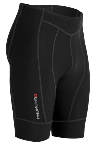Louis Garneau Fit Sensor 2 Shorts MEDIUM BLACK -