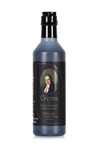 Crema de Vinagre Balsámico de Módena IGP - 1er Pack (1 x 500 ml)