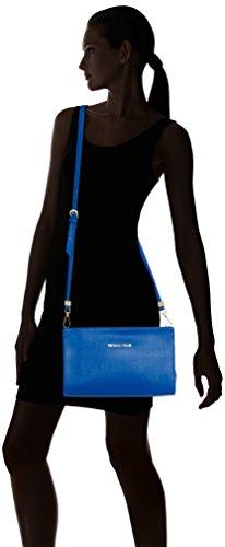 TRUSSARDI JEANS by Trussardi 75b494xx53, sac à main Blu (Blue Royal)