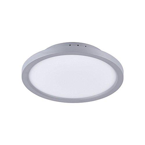 LED-Deckenleuchte rund moderne Deckenlampe Ø 30 cm 840 Lumen 12 Watt dimmbar Stufendimmer...