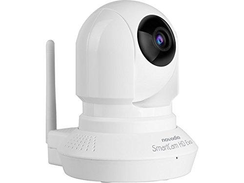 Novodio SmartCam HD Evo–IP-Kamera HD 720p WLAN motorisiert (Smartcam Hd)