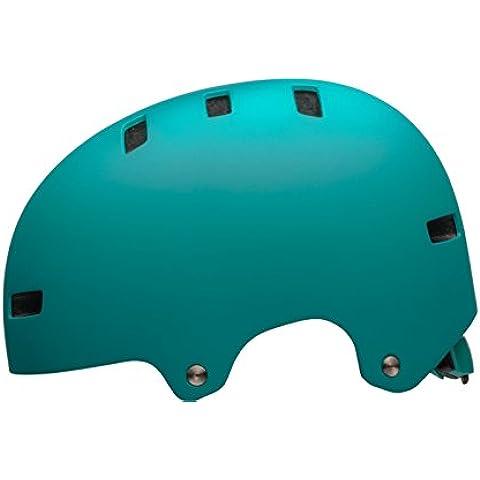 Bell sábana Skater Casco & bicicleta casco de Matte Emerald, XS 49-53cm