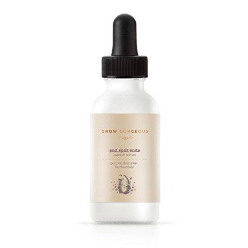 Produit de cheveux Grow Gorgeous pour extrémité à pointes fourchues (120 ml)
