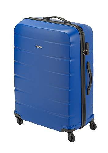 Princess Traveller Grenada Traveller Laptop Rollkoffer, 105 Liter, Blue