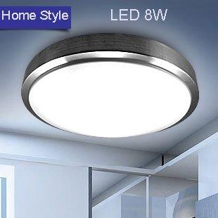 Stylehome LED Deckenlampe Wandlampe 12W Warmweiss X001-12W von Sinoma Europe GmbH - Lampenhans.de