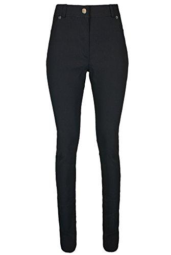 Miss Sexies Damen Skinny Hose schwarz schwarz 36 Gr. 36, schwarz