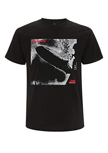Preisvergleich Produktbild Led Zeppelin 1 Remastered Cover T-Shirt S