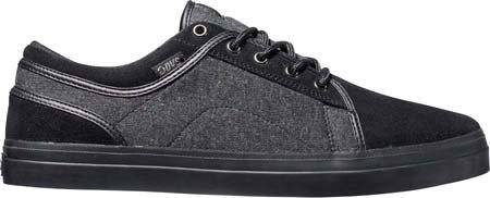 DVS SHOES Herren Aversa Skateboardschuhe Black / Black