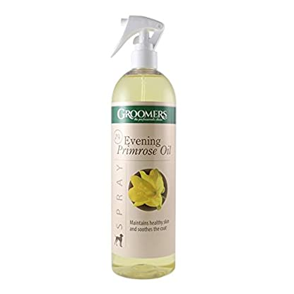 Groomers Dog Coat Conditioning Spray with Evening Primrose Oil 500ml 1